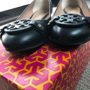 Tory Burch Shoes - Tory Burch Mini Miller Flat Vegan Leather
